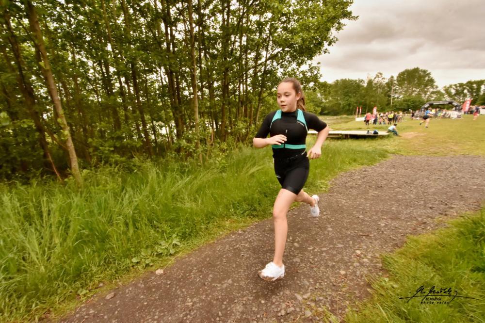 Novinka v dětském závodě